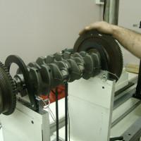 Ремонт коленчатого вала двигателя